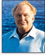 Picture of L. Ron Hubbard